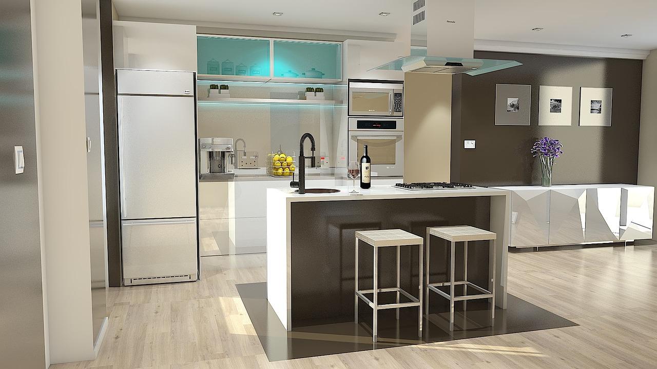 Cocinas de diseño. La importancia de una decoración acertada.