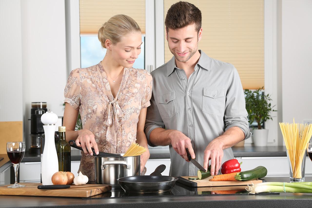 Tres trucos en la limpieza de cocina