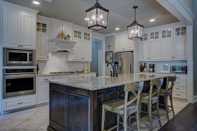 ¿Cómo elegir el color de mi cocina?